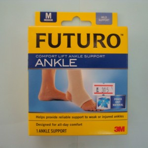 อุปกรณ์ช่วยพยุงข้อเท้าชนิดสวม Futuro Size S,M,L