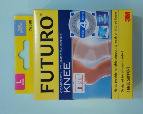 อุปกรณ์ช่วยพยุงหัวเข่า Futuro Size S,M,L,XL