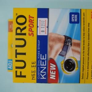 อุปกรณ์ช่วยพยุงใต้หัวเข่ารุ่นหมุนปรับระดับความกระชับได้ Futuro ปรับขนาดได้